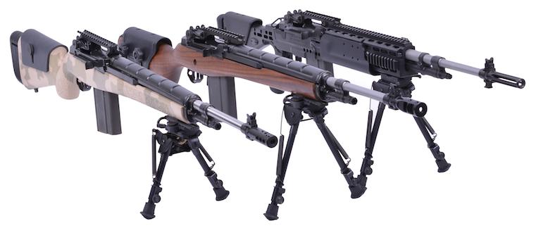 bonne munition 308 pour m14 springfield