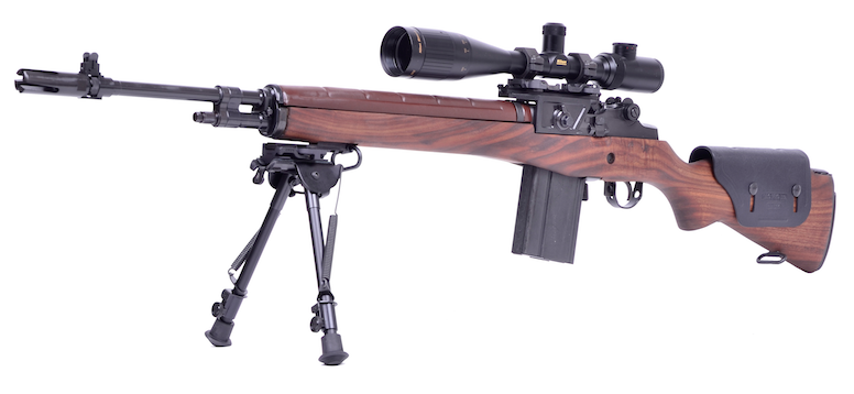 Handcrafted U S  Service Rifles | M14 Gunsmith | Fulton